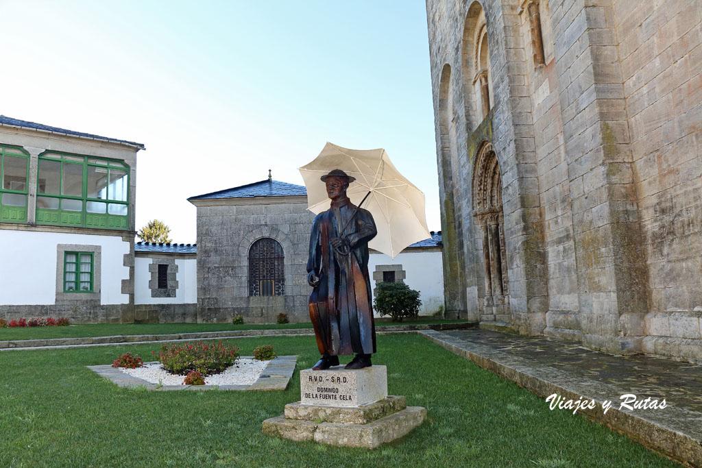 Domingo de la Fuente Cela, Portomarín
