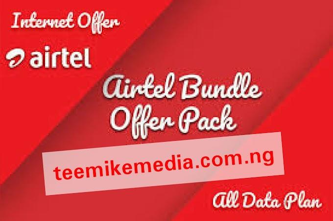 Airtel Double Data Bonus Offer 2019