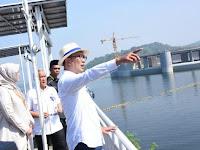 Pemprov Jabar Segera Bangun Hotel Terapung dan Kampung Wisata Air di Danau Jatiluhur