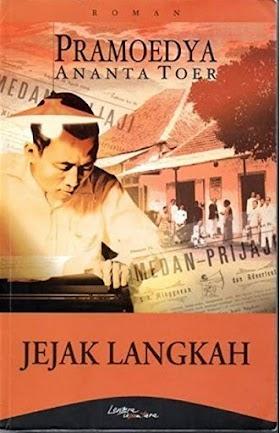 Download ebook Novel Jejak Langkah by. Pramoedya Ananta Toer pdf