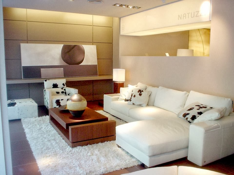 Comfortable Sofas - Modern Sofas To Decorate Salons 7