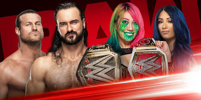 WWE RAW Results - June 29, 2020