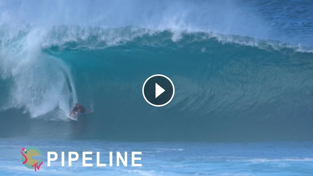 Pipeline Surf Raw 4K