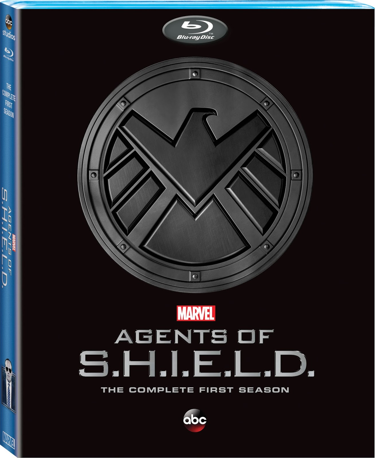 Agents of S.H.I.E.L.D. - The Complete First Season coming to DVD and Blu-ray on September 9th