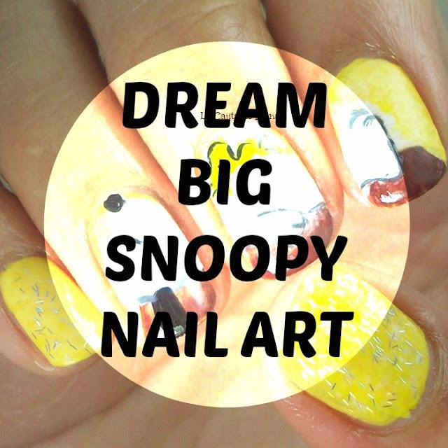 snoopy-nailart-acrylicpaint