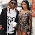 MPNAIJA GIST:Nicki Minaj, Lil Wayne and Drake on the set of the video shoot of No Frauds