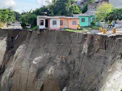 Areas Vulnerables de Santa Lucia