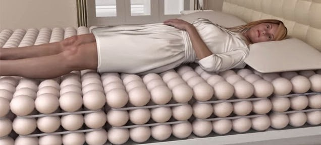 Sleep Number Adjustable King Bed