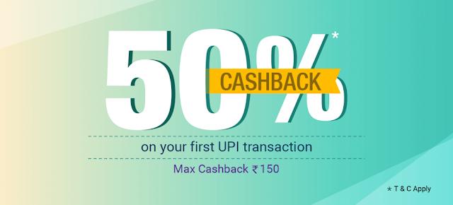 RdxTrickss - PhonePe app 50% cashback