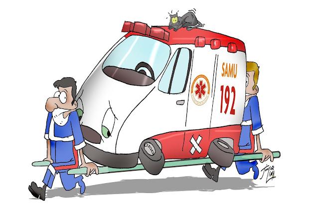 Prefeituras devem cadastrar ambulâncias e centrais de regulação do Samu