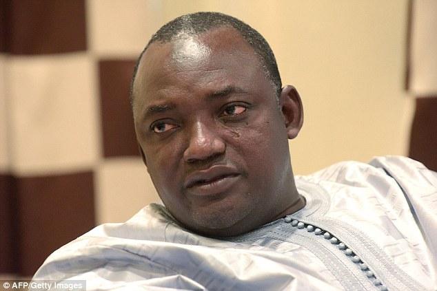 Gambia President Reverses Move to Quit ICC