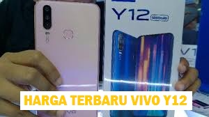 Vivo Y12 Harga dan Spesifikasi