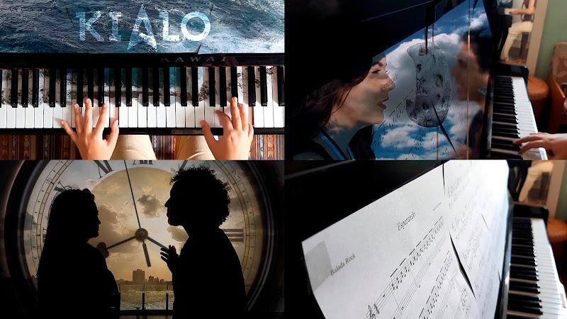 KIALO - ¨Esperando¨ - Videoclip - Director: Andy Cruz. Portal Del Vídeo Clip Cubano. Música cubana. Balada. Pop Rock. Cuba.