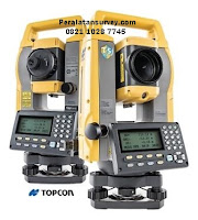 TOPCON GM 101 | Jual Total Station Topcon | Total Station Murah