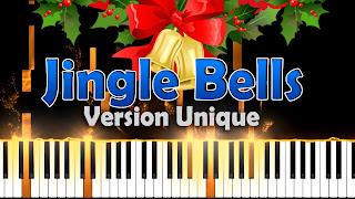 jingle bells - suenan las campanas - piano tutorial