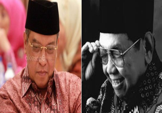 PBNU, Gus Dur dan KH Said Aqil Siroj
