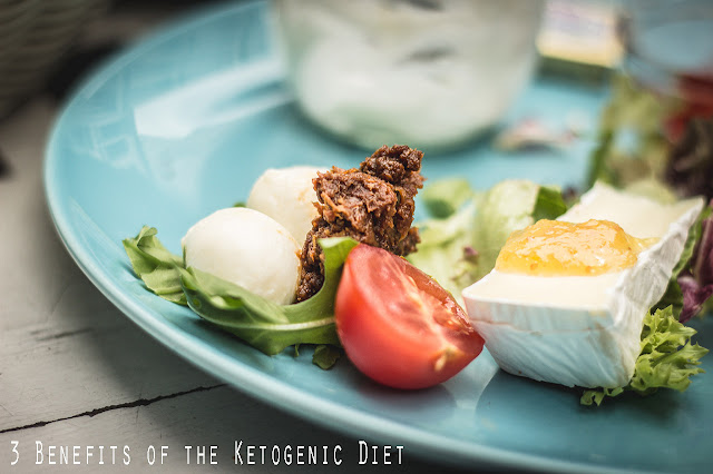 3 Benefits of the Ketogenic Diet