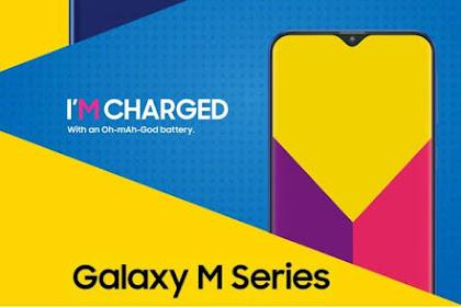 Spesifikasi Dan Harga Samsung Galaxy M10 Dan M20, Harga Rp1,5 Juta dan Rp2,1 Juta