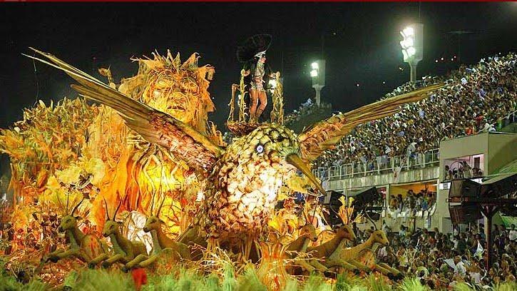 Beija-Flôr de Nilópolis | Campeã do Carnaval Carioca de 2011