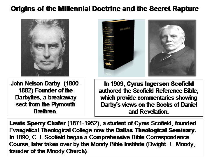 darby and dispensationalism In fact, until brought to the fore through the writings and the preaching and  teaching of a distinguished ex-clergyman, mr j n darby, in the early part of the  last.