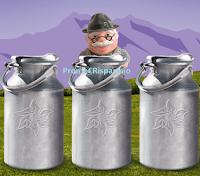 Logo Concorso ''La tenerezza Milka'' : vinci 300 biscottiere GranPa