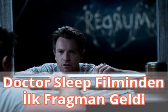 Doctor Sleep Fragman İzle