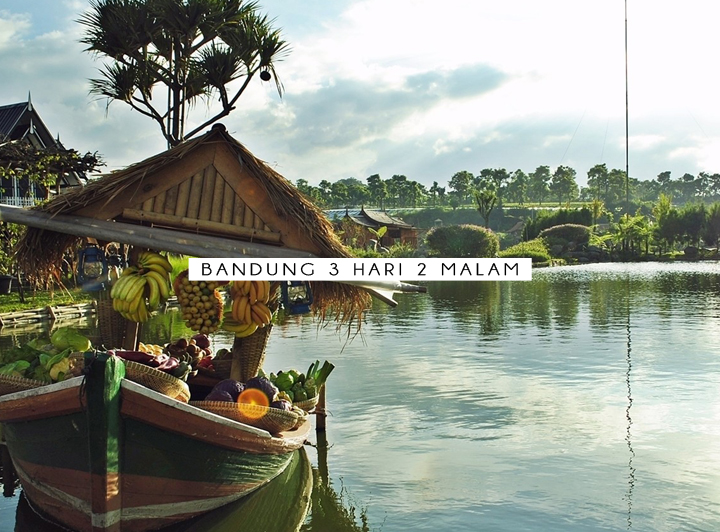 Paket Tour Bandung 3 Hari 2 Malam