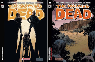 The Walking Dead #41 - Faccia a faccia (regular + variant cover)