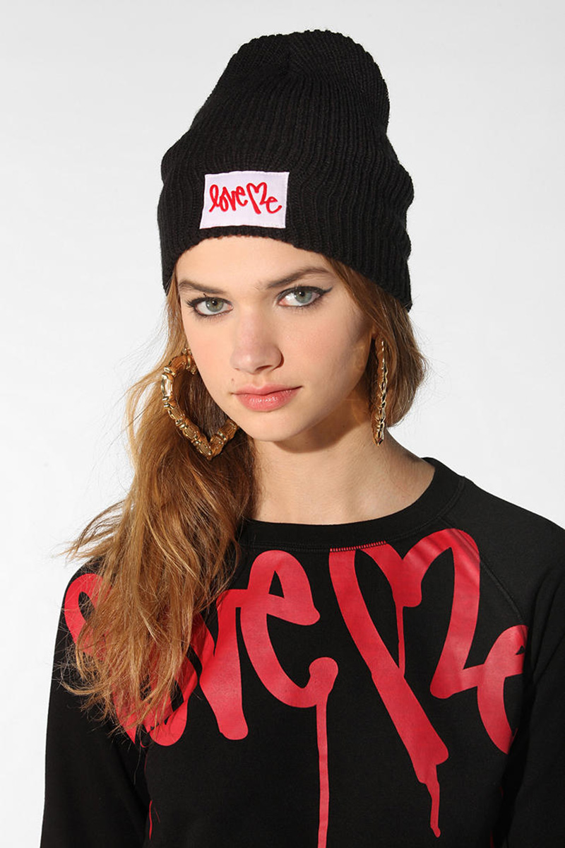 Love Me collection at UO by Curtis Kulig