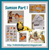 http://www.biblefunforkids.com/2014/01/samson-part-1.html