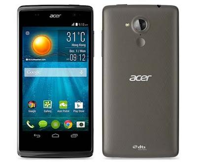 Spesifikasi dan Harga Acer Liquid Z500 Terbaru