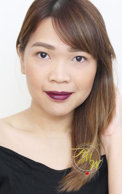 a photo of iMagic PROfessional Beauty Lipgloss Review shade 11_askmewhats_Nikki Tiu