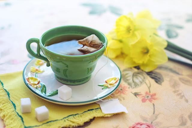 فوائد الشاى الأخضر للبشرة والوجه