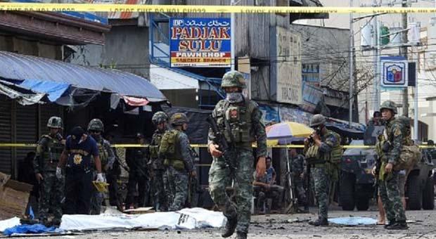 ISIS Klaim Bertanggung Jawab Atas Ledakan Bom di Filipina