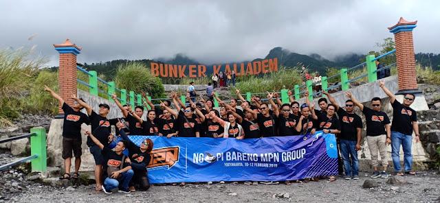 Foto Bersama Para Owner MPN Group