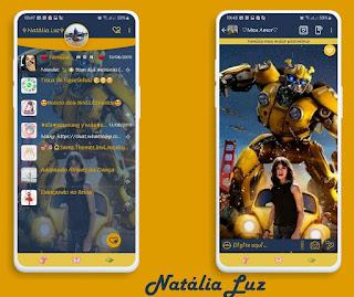 Robot & Car & Girls Theme For YOWhatsApp & Fouad WhatsApp By Natalia Luz