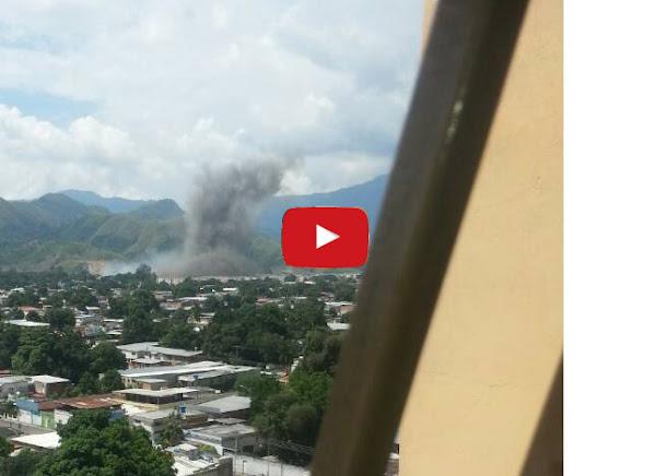 Explotó CAVIM en Maracay, Otra vez
