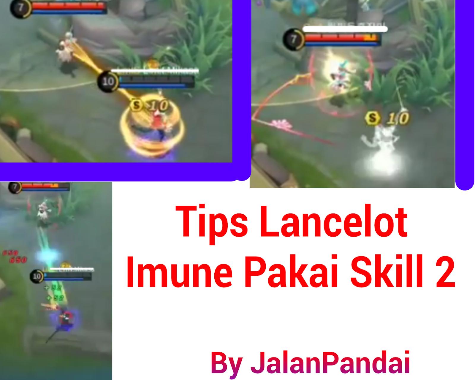 Tips imune Lancelot