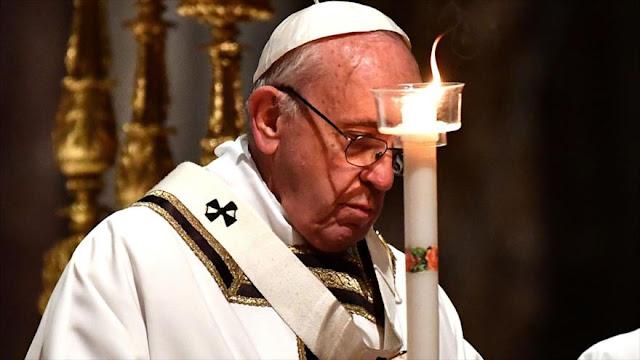Cuestionan 'tolerancia cero' del papa ante sacerdotes pedófilos