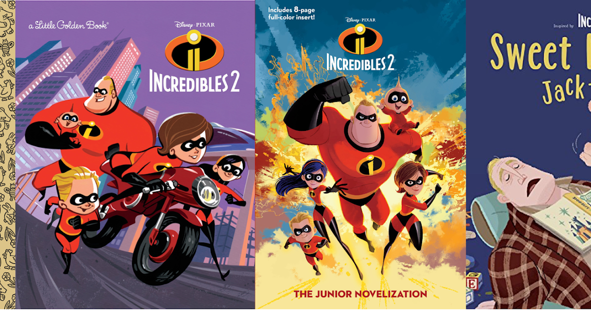 The Art Of Incredibles 2 Amp Other Pixar Incredibles 2