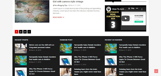 Website Blog Templates TopFirst HTML5 Website Templates