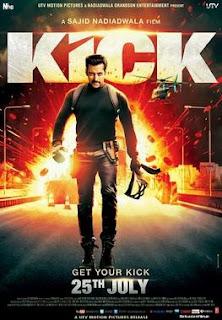 Kick (2014) Hindi BRRip Download