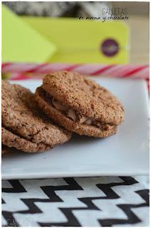 Galletas de Avena y chocolate: crujientes, rápidas y fáciles!!