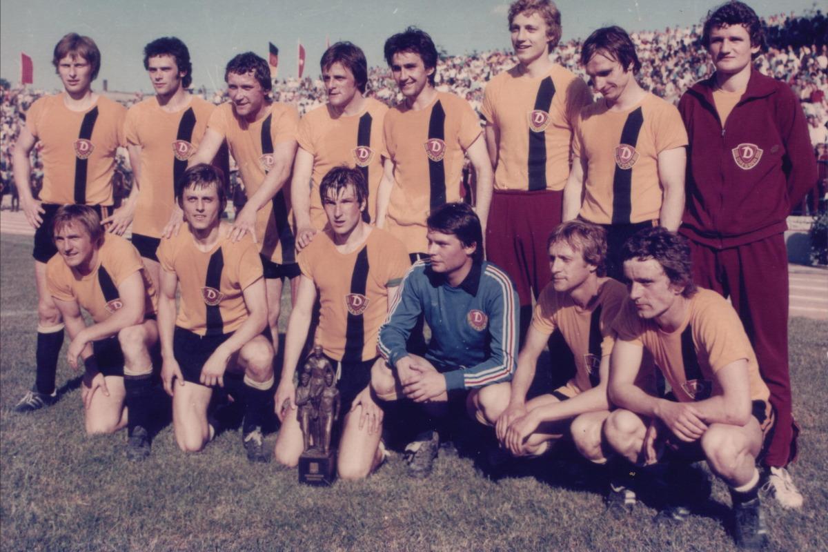 Foto/Reprodução: Archiv Dresdner Fußballmuseum