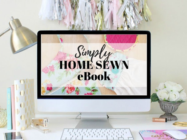 Simply Home Sewn eBook Launch 2020