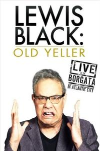 Watch Lewis Black: Old Yeller – Live at the Borgata Online Free in HD