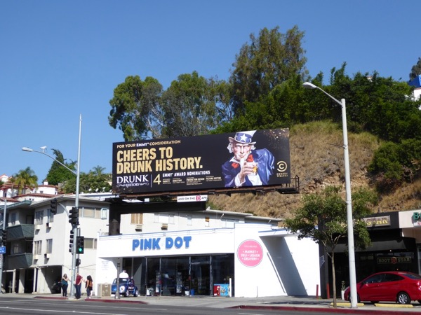 Drunk History season 4 Emmy noms billboard