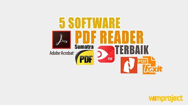 Software PDF Reader Terbaik Untuk Laptop