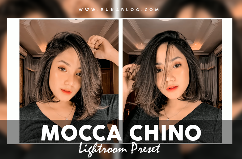 Free Preset Selebgram MOCCA CHINO | Lightroom CC Mobile