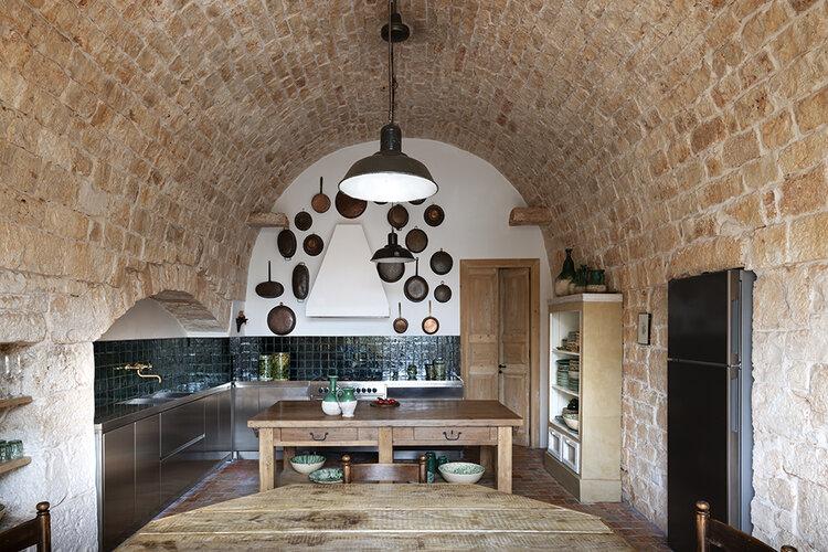CASA OLIVETTA   Authentic charm  in Puglia, Italy